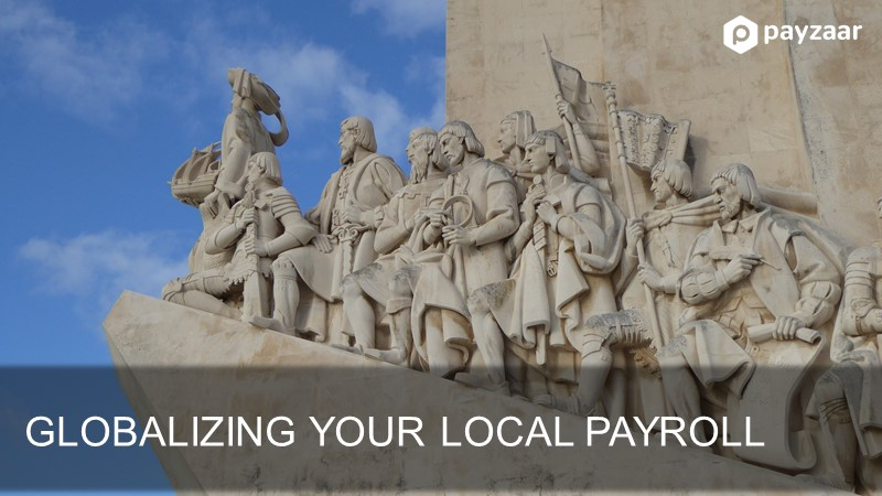 Globalizing your local payroll