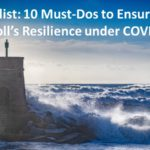10 must dos to ensure payroll resilience